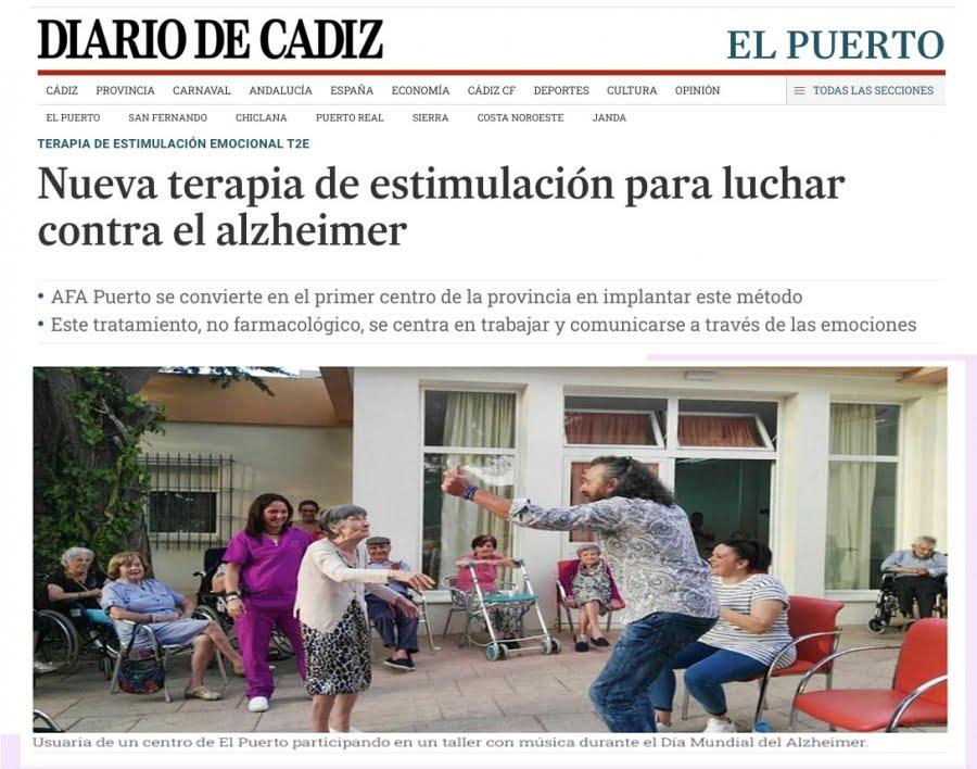 Nueva terapia de estimulación para luchar contra el alzheimer